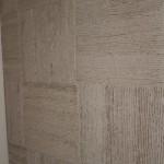 内装の仕上げは珪藻土。 生活のメインは白を基調とした仕上げ、和室はシックなアイボリー系、寝室+子供部屋は暖色系のベージュ。