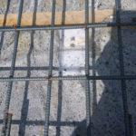 建物場所によって荷重の違いがある為に鉄筋の太さ・長さ・鉄筋の間隔が記号や数字で表されています。