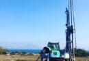 瀬々串の家 工事が始まりました。